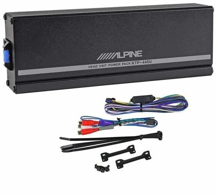 Alpine power pack review
