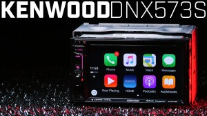 Kenwood DNX573S Review