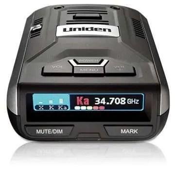 Uniden R3 Vs Max 360