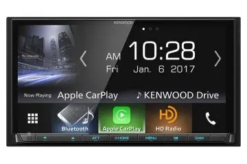 Kenwood dmx7704s Review