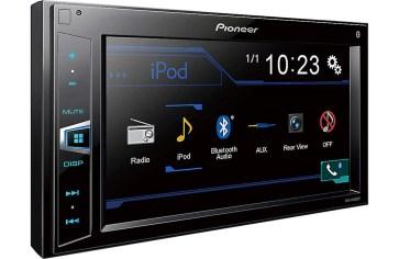 Pioneer MVH-AV290BT review
