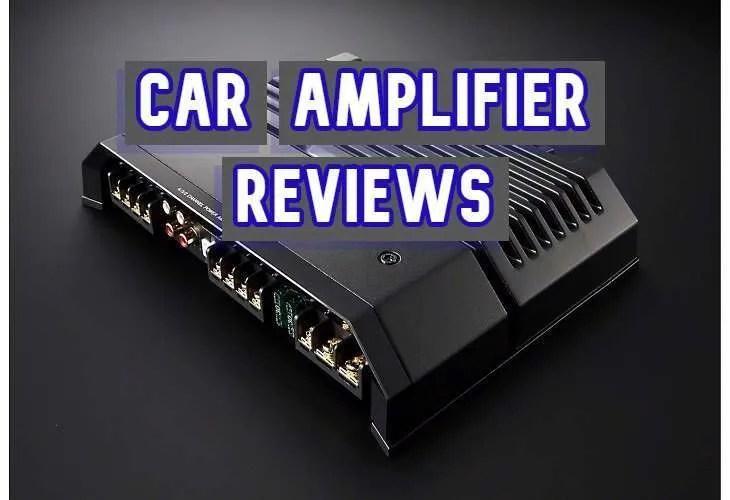 car amplifier reviews