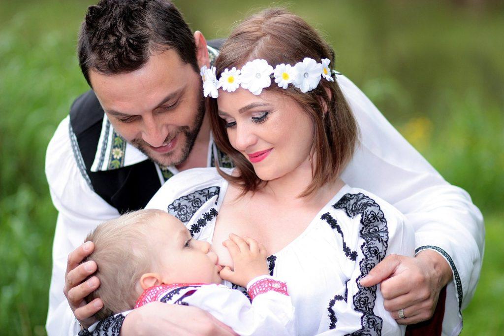 Baby News: Amamentar torna os bebés mais inteligentes?!