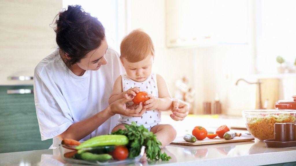 Nutrir a mente, construir o cérebro: Hora do Almoço