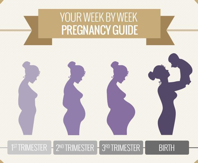 Pregnancy Week by Week: Week 1