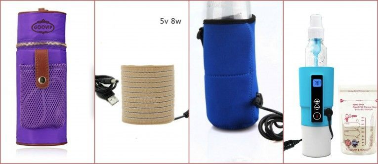Top USB Bottle Warmers on Amazon