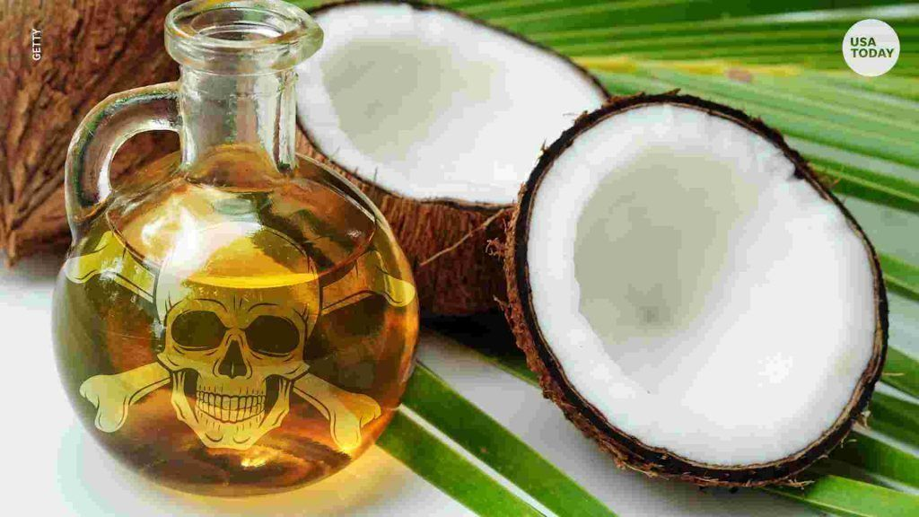 Coconut Oil Called 'Pure Poison'