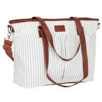 Diaper Bag by Hip Cub - Designer Messenger - W/...