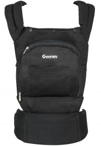 Ergonomic Baby Carrier for Infants and Toddlers - 3 Carrying...