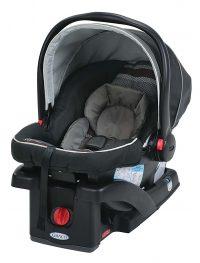 Graco SnugRide Click Connect 30 LX Infant Car Seat, Banner