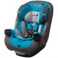 Safety 1st Grow and Go Air 3-in-1 Car Seat, Evening...