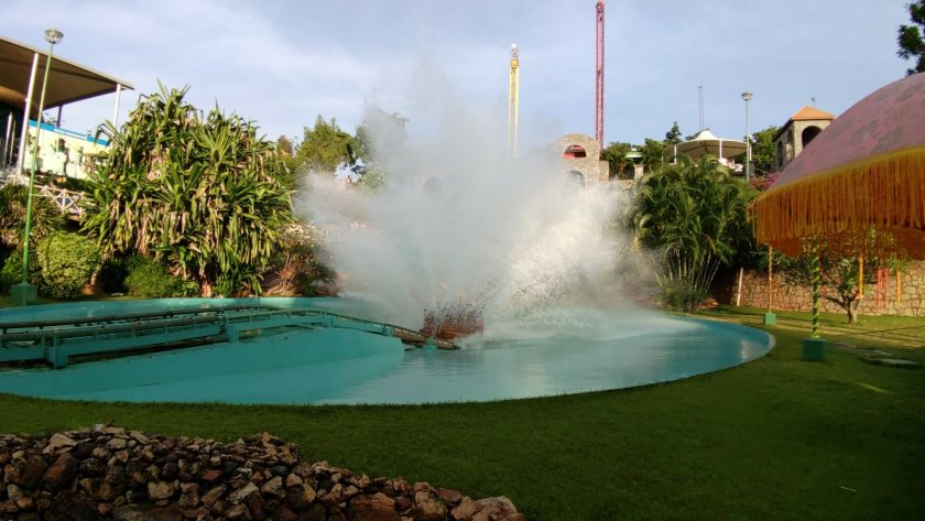 Wonderla Wonder Splash