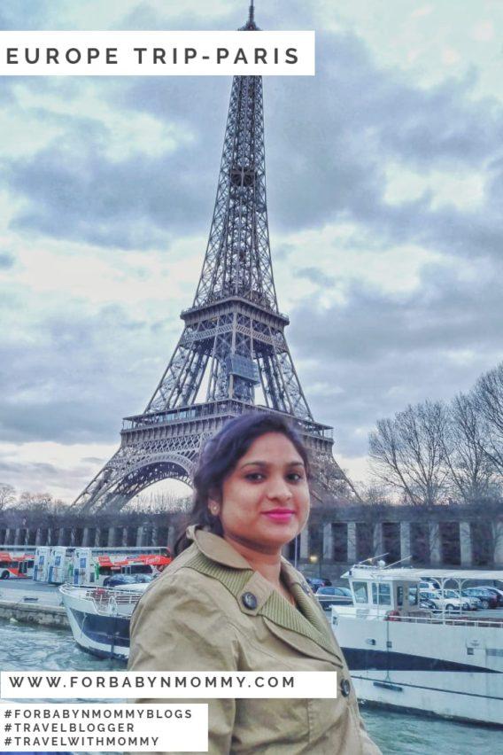 Europe Trip – Paris