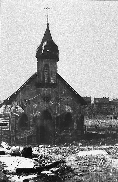 la guerre-chapelle Maria Hilf