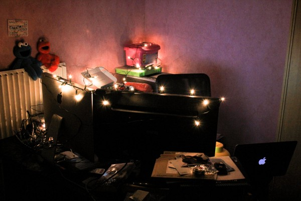 The Christmas Office