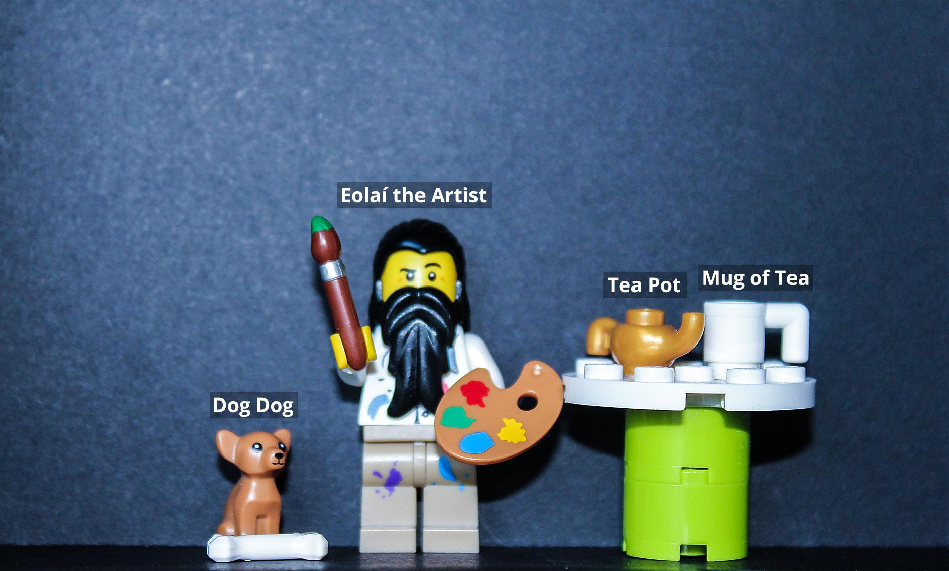 Eolai the Artist