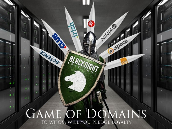 Game Of Domains