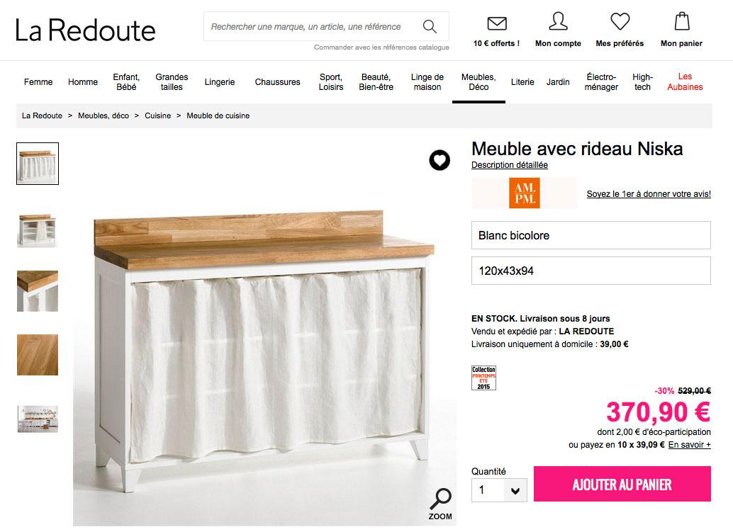 La Redoute Meuble
