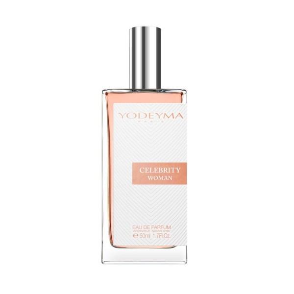 Yodeyma CELEBRITY WOMAN Eau de parfum 50 ml - oriental floral