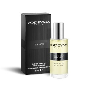 BEACH YODEYMA Apa de parfum 15 ml - aromatic lemnos