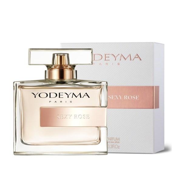 Yodeyma SEXY ROSE Eau de parfum 100 ml - note fructate