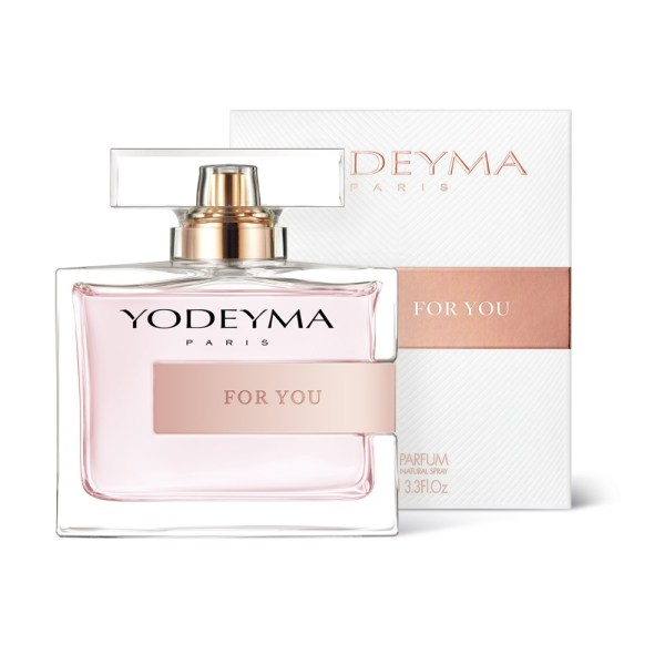FOR YOU Apa de parfum 100 ml - YODEYMA