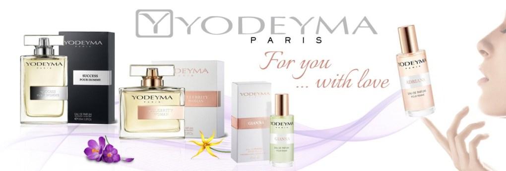 Corespondent parfumuri YODEYMA