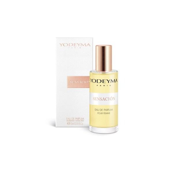 Sensacion Yodeyma apa de parfum 15 ml - note floral fructate