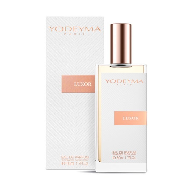 Yodeyma LUXOR Eau de parfum 50 ml - note oriental fougereml - note oriental fougere