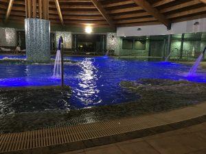 スペインの温泉