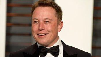 Elon Musk, CEO de SpaceX y Tesla