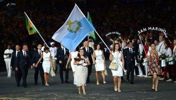 San Marino, bandera