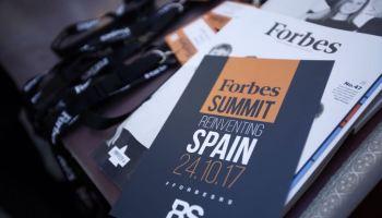 #ForbesRS reunió a grandes figuras del panorama empresarial de España para su jornada dedicada a Reinventing Spain