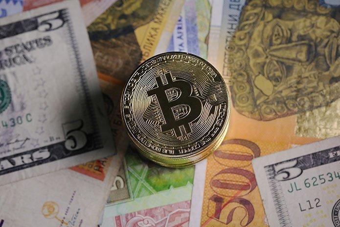 Bitcoin, billetes
