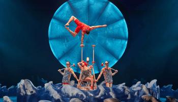Circo del Sol - LUZIA
