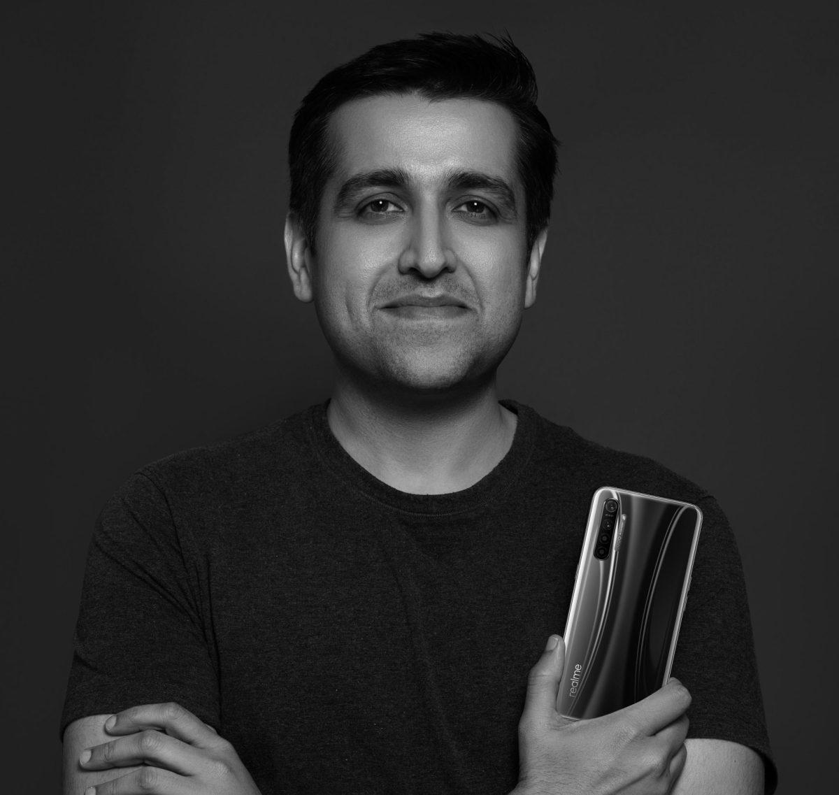 Madhav Sheth CEO realme