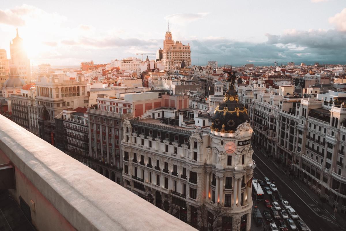 Edificio Metrópolis de Madrid