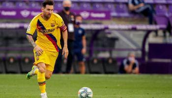 Leo Messi es el futbolista mejor pagado del mundo 2020