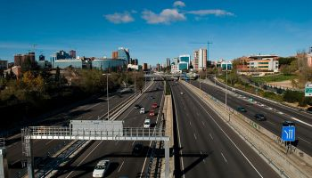 Madrid Calle 30 se incorpora a Madrid Capital Mundial de la Construcción