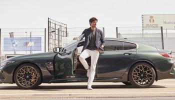 BMW M8 Gran Coupé First Edition: así nos lo presenta Andrés Velencoso