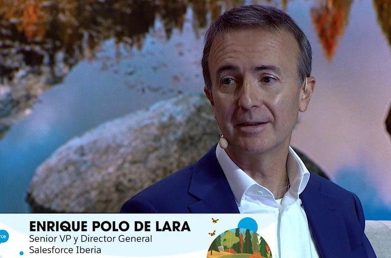 Enrique Polo de Lara, Spain Country Leader & Senior VP at Salesforce
