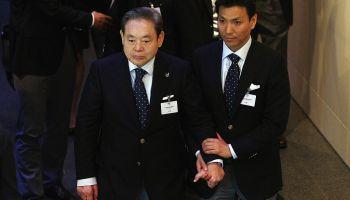 Muere Lee Kun-hee, presidente de Samsung