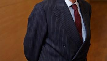 Enrique Pérez Flores, fundador y presidente de Honor de La Zagaleta