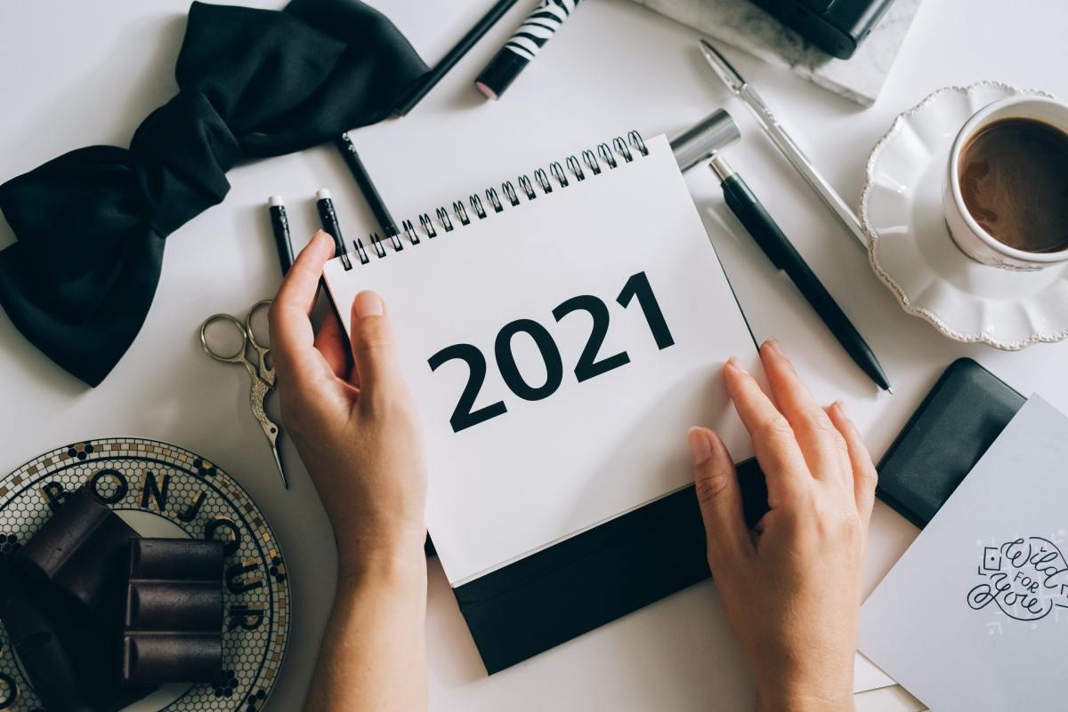Estos son los 12 días festivos que tendrá 2021