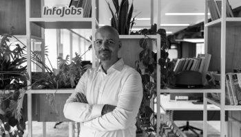 Pedro Serrano, director de Marketing de InfoJobs