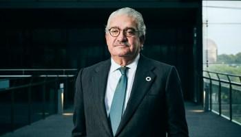 José D. Bogas, CEO de Endesa, posa en exclusiva para 'Forbes' en las instalaciones de la compañía eléctrica