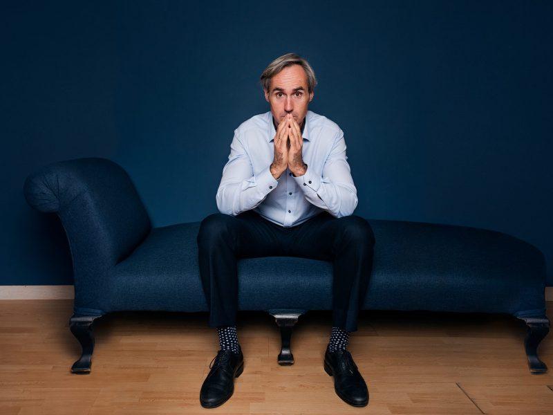 Enrique Tellado, director general de Evo Banco. Foto: Pablo Tribello