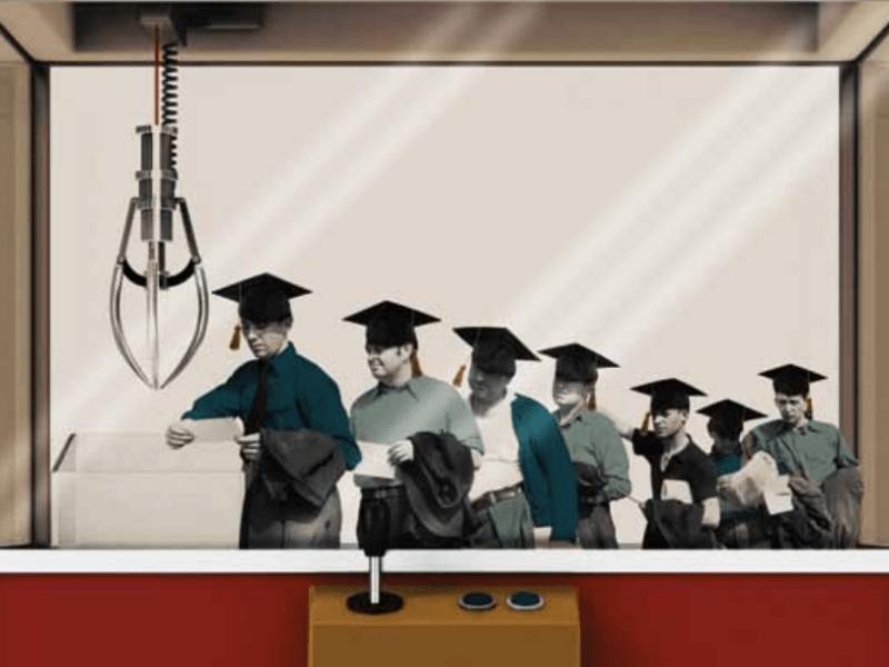 Cómo salvar la 'generación confinada'