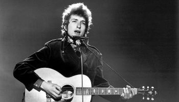 Bob Dylan. Foto: Val Wilmer (Getty Images)