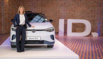 Laura Ros, directora general de Volkswagen España.